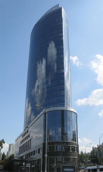 бизнес центр «Парус»